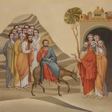 Opening van een sessie Jeruzalem Stock Afbeelding