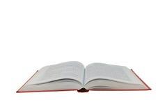 Openings boek royalty-vrije stock afbeelding