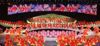 Openings ceremonie Royalty-vrije Stock Afbeeldingen