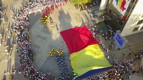 Openingsceremonie van het Internationale Folklorefestival