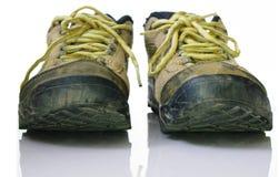 Openlucht schoenen Royalty-vrije Stock Foto