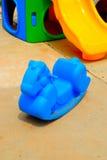 Openlucht speelgoed voor kinderen Royalty-vrije Stock Foto's