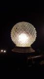 Openluchtlamp, licht Stock Afbeeldingen