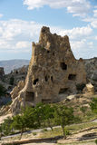 Openluchtmuseum in Goreme Stock Foto's