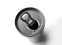 An openned can. An openned soft drink's can Stock Photo