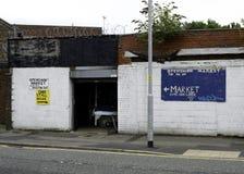 Openshaw-Markt Stockbild