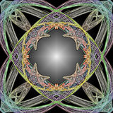 openwork картина Стоковые Изображения