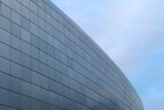 Openwork стальная стена Стоковые Фото