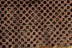 Openwork стена Стоковые Фото