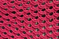 Openwork шарф Стоковое Изображение RF
