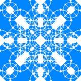 Openwork bezszwowy wzór Zdjęcie Royalty Free