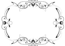 Openwork Frame Stock Images