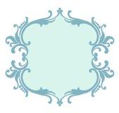 Openwork frame Royalty Free Stock Image