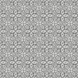Openwork ink print background Royalty Free Stock Image