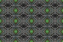 Openwork Netz-nahtloses Muster Stockfotografie