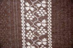 Openwork of Orenburg downy shawl; Stock Images
