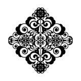 Openwork ornamentacyjny wzór Obraz Royalty Free