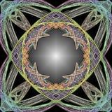 Openwork patroon stock afbeeldingen