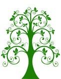 The openwork tree Royalty Free Stock Photo