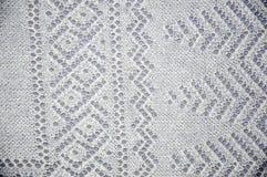 Openwork van de donsachtige sjaal van Orenburg; Royalty-vrije Stock Afbeelding