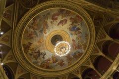 Oper Budapest Stockbilder