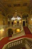 Oper Budapest Lizenzfreie Stockbilder