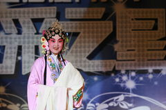 Oper China-Peking Lizenzfreies Stockfoto