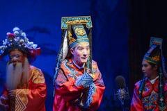 Oper des traditionellen Chinesen Lizenzfreie Stockfotos