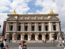 Oper Garnier Lizenzfreies Stockbild