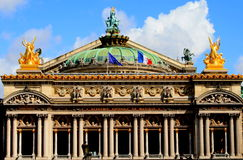OPER (PARIS) Stockbilder
