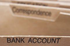 Operação bancária Imagens de Stock