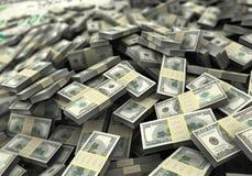 Operação bancária Imagem de Stock