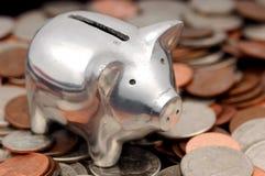 Operação bancária Fotografia de Stock