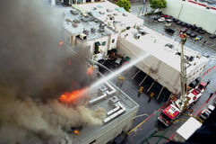 Operação de Ladderpipe Foto de Stock