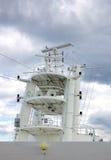 Operações do navio de cruzeiros Foto de Stock