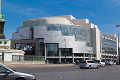 Opera Bastille Paris France Stock Image