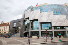 Opera Bastille in Paris, France Royalty Free Stock Photography
