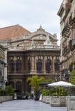 Opera Bellini in Catania Royalty Free Stock Photography