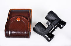 Opera binoculars Royalty Free Stock Photo