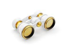 Opera binoculars Royalty Free Stock Images