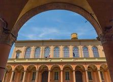 Opera of Bologna Emilia Romagna Italy.  Royalty Free Stock Image
