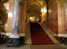 Opera Budapest Stock Image