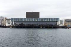 Opera budynki Zdjęcie Royalty Free