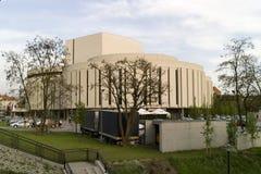 Opera in Bydgoszcz. Stock Photo