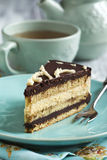 Opera cake Royalty Free Stock Photography