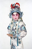 Opera cinese immagine stock