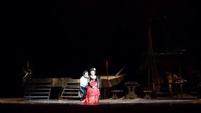 Opera clássico Carmen filme