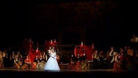 Opera clássico Carmen vídeos de arquivo
