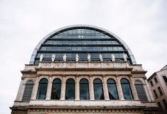 Opera de Lyon, Frankrike Royaltyfri Fotografi