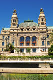 Opera de Monte Carlo Royalty Free Stock Photography